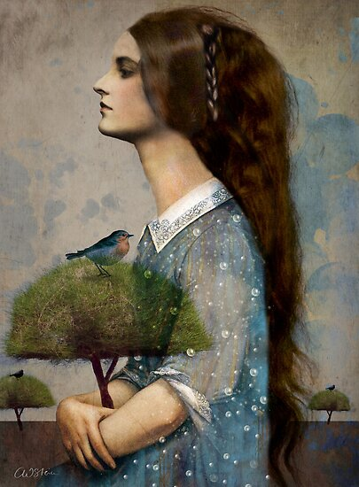 Plant Me a Tree by Catrin Welz-Stein