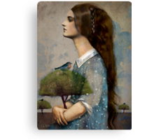 Plant Me a Tree Canvas Print