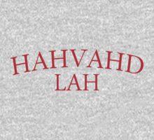 Hahvahd Lah by digerati