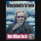 Myles Williams Fine Art - Red Spectacles by Myles Williams