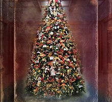 Mount Vernon Christmas Tree by Bine