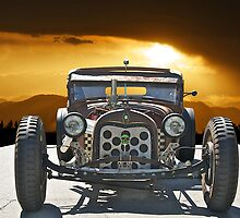 Upfront & Personal Rat Rod by DaveKoontz
