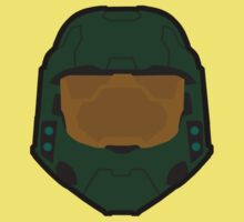 Master Chief - outline by Braden  Stevenson
