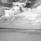 Holkham Beach, Norfolk by Ryan Watts