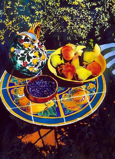 Frutta Due by Donna Jill Witty