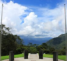 Kokoda Track Monuments by BenClarkImagery