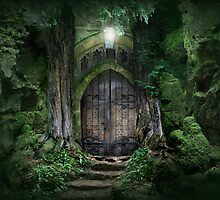 The Sanctuary by Angie Latham