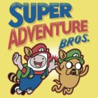 Super Adventure Bros by MeleeNinja
