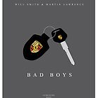 Bad Boys Movie Poster by Nick Sexton