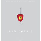 Bad Boys 2 Movie Poster by Nick Sexton