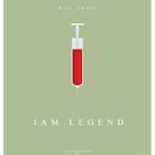 I Am Legend Movie Poster by Nick Sexton