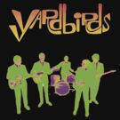 The Yardbirds T-Shirt by retrorebirth