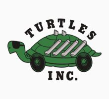 Turtles Inc by GasGasGas