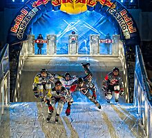 Red Bull Crashed Ice - Niagara Falls by (Tallow) Dave  Van de Laar
