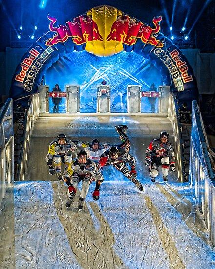 Red Bull Crashed Ice - Niagara Falls by (Tallow) Dave  Van de Laar