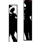 Persona 4 Yukiko by Ghretto