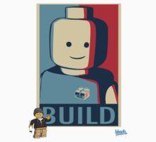Lego Build + Shepard by blouh