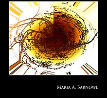 Spirit - - Posters & More by Maria A. Barnowl