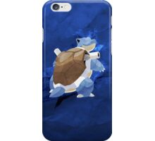 Blastoise iPhone Case/Skin