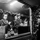 Christmas Market - Manchester by Zise
