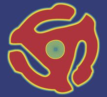 Super 45 Record Symbol by retrorebirth