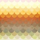 Half Circles Waves Color by dannyivan