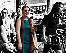 happy Melbourne by Maree Cardinale