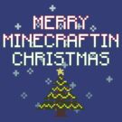 Merry Minecraftin' Christmas by mumblebug
