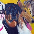 Bright and Beautiful - Companions of Therapy by Laura Barbosa