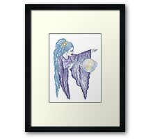 I'll Cover You In Stardust Framed Print