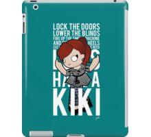 Anthem for a KIKI iPad Case/Skin