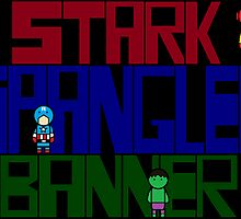 Stark Spangled Banner! by caedesign