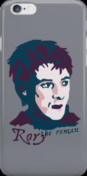 Rory the Roman by plasticdoughnut