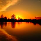 Warm Glow by Paul Bettison
