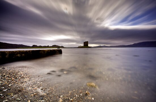 Castle Stalker by Roddy Atkinson