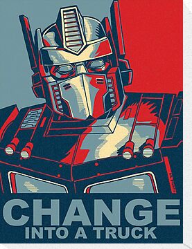 Optimus Prime, Transformers Change. by JcDesign