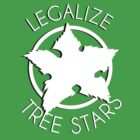 Legalize Tree Stars by darthgeeklove
