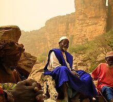 Village Elders by Edward Perry