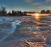 Tofino Sunset by James Wheeler