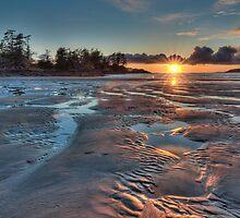 Tofino Sunset by James Wheeler