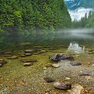Alouette Lake Clearity by James Wheeler