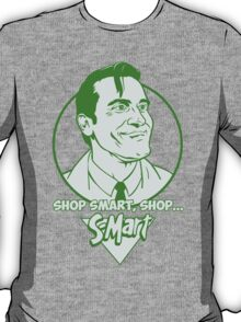 Ash from Evil Dead green T-Shirt