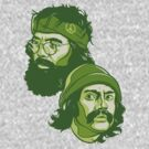 Cheech and Chong green by Cloxboy