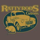 Ratty Rods Customs by Steve Harvey
