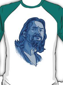 The Dude blue T-Shirt