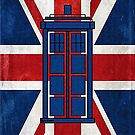 Dr Who -  Impasto Jack Tardis by eyevoodoo