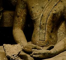 Torso in Meditation by Austin Dean