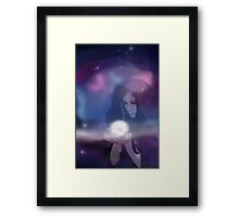 Hekate - Guardian of the Moon Framed Print