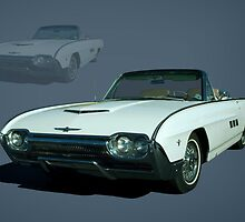 1963 Thunderbird Convertible by TeeMack