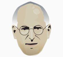 Steve Jobs by marcof1